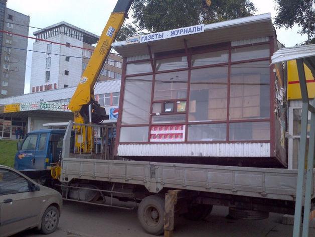 В Казани снесут ещё 24 торговых павильона