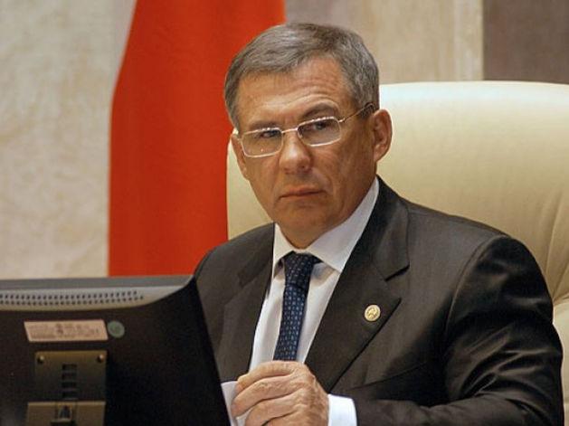 Рустам Минниханов заявил о готовности помогать Татфондбанку «в меру возможностей»