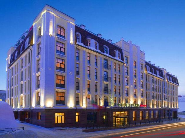 Суд вынес решение по отелю Marriott в Казани