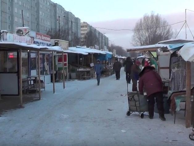 В Казани из-за «Ленты» 200 предпринимателей лишаются мест на Ново-Савиновском рынке