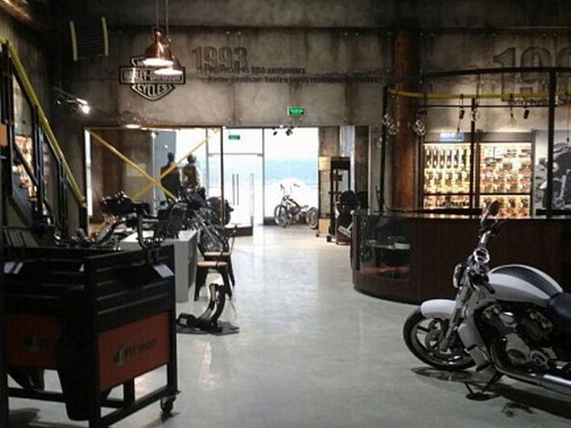 В Казани открывается дилерский центр Harley-Davidson