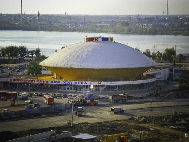 На ремонт Казанского цирка потратят 530 млн рублей