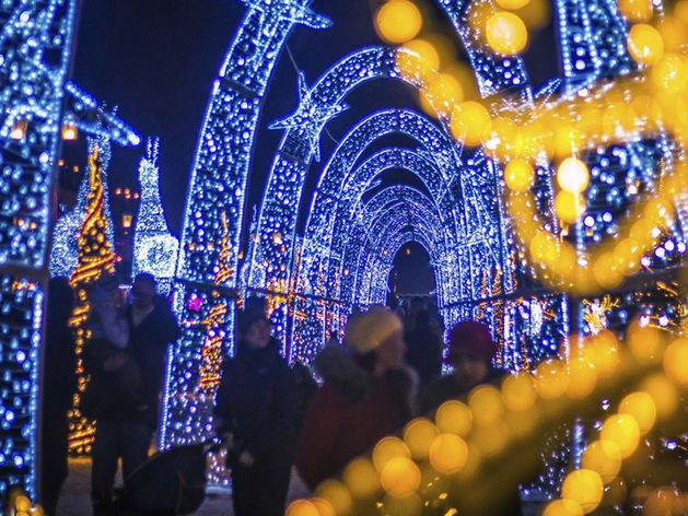 «Сказочный городок» на набережной в Казани вошёл в ТОП-3 новогодних ярмарок страны
