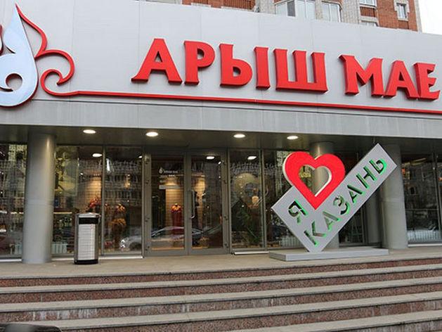 В новогодние каникулы флагманский магазин «Арыш мае» посетили 42 туристические группы