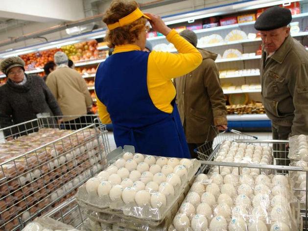Антимонопольная служба завела дело по скачку цен на яйца в Татарстане