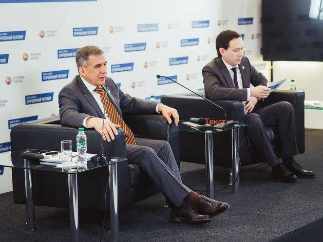 Татарстан потратит 6 млн рублей на информподдержку проекта «Бизнес и власть»