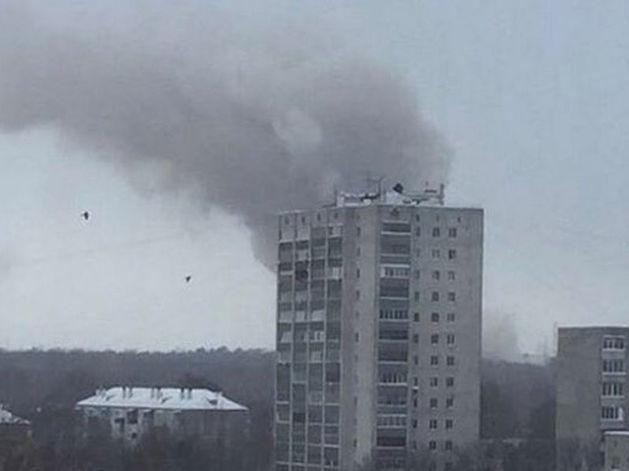 Следователи назвали главную версию пожара на Казанском пороховом заводе