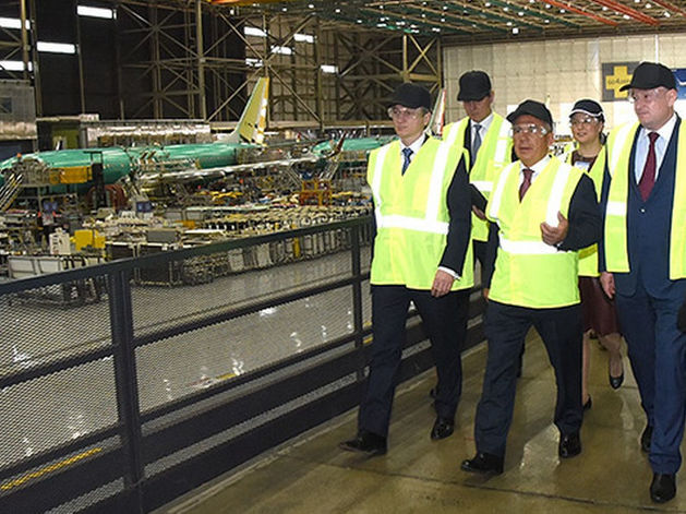 Президент компании Boeing в России Сергей Кравченко встретится с Рустамом Миннихановым