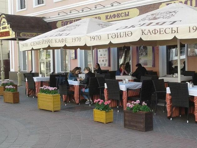 Власти Казани выставят на торги 628 площадок под сезонную торговлю