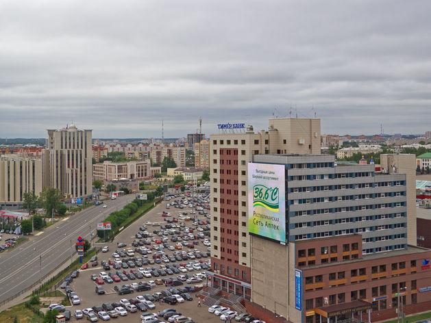 Перекрёсток Декабристов и Восстания в Казани закроют до 5 марта