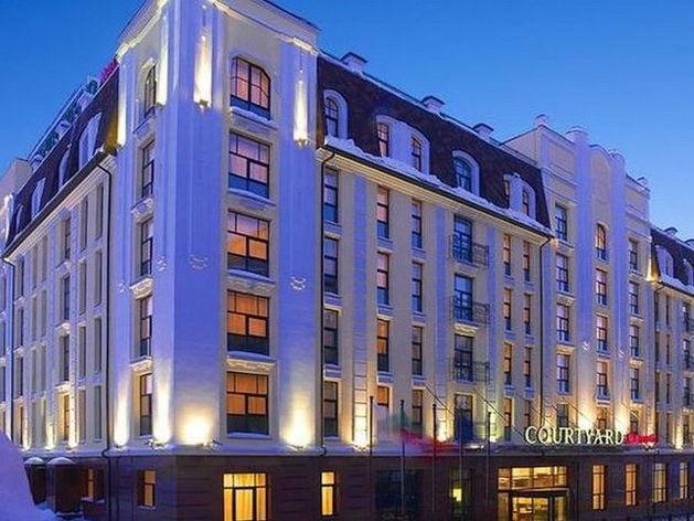 Арбитраж прекратил судебную тяжбу вокруг отеля Marriott в Казани