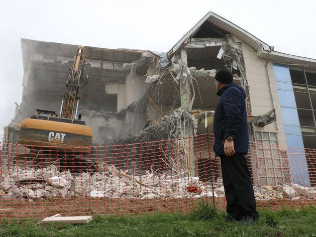В Казани по решению суда снесут 45 самовольных построек