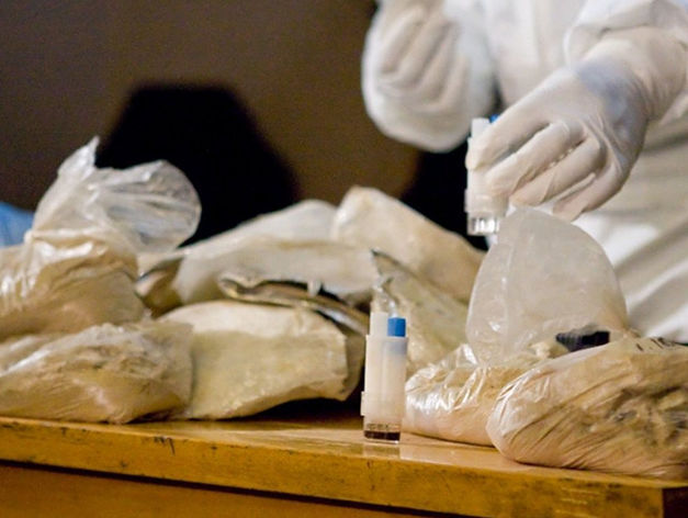 В Татарстане изъяли особо опасный героин на 200 млн рублей