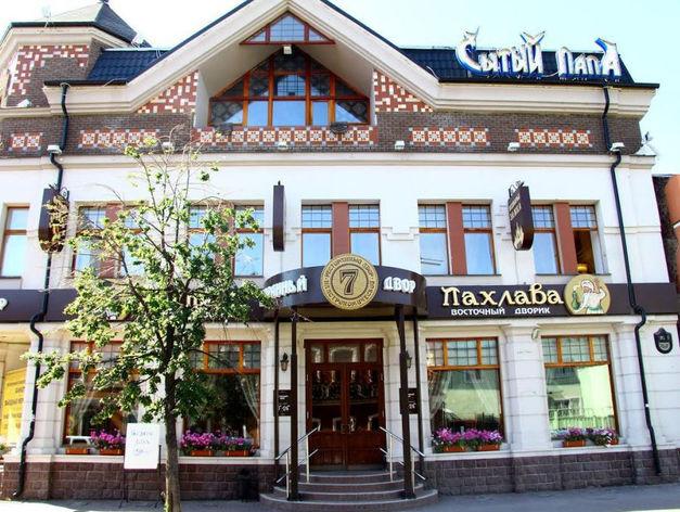 Казанский ресторан «Гаштет» закрыли из-за тараканов