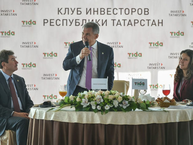 В Клуб инвесторов Татарстана вступит представитель «Макдональдса»